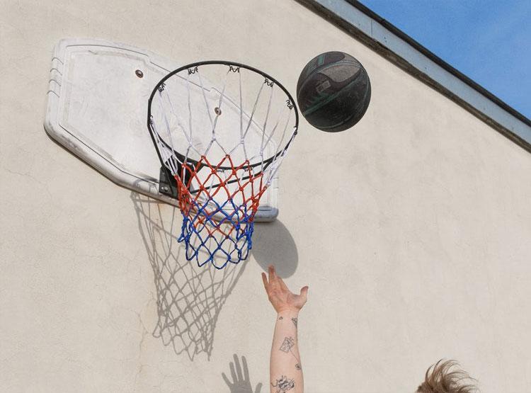 wall-mounted-basketball-hoop