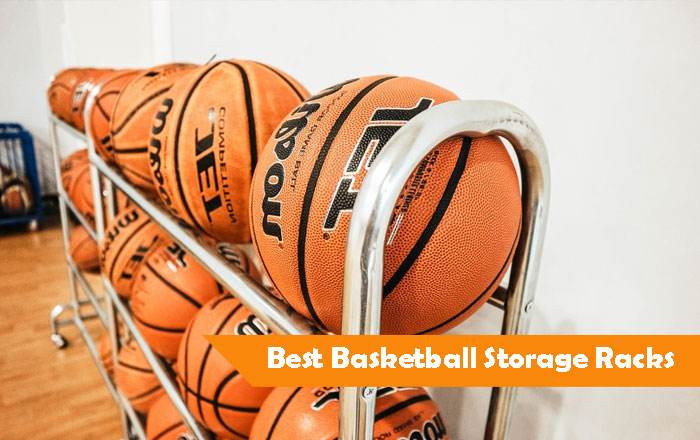 Best Basketball Storage Racks