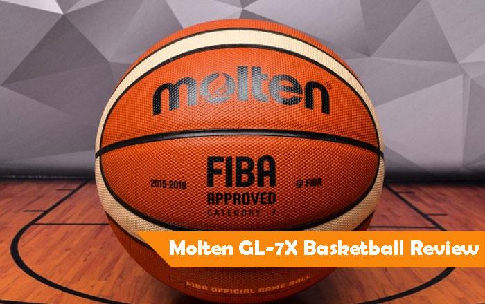 Molten GL-7X Basketball Review
