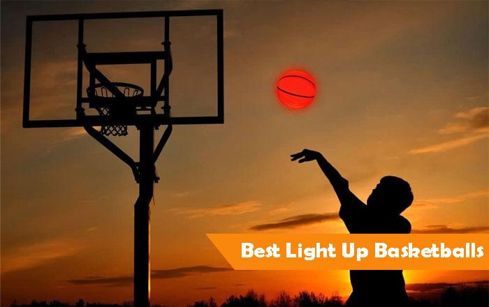 Best Light Up Basketballs